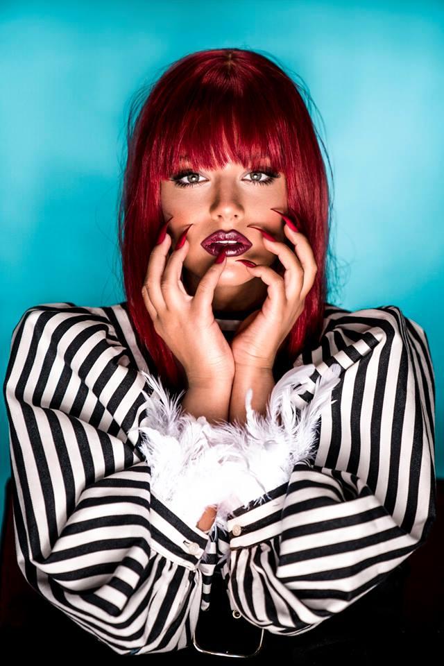 חברת רבקה זהבי – Hair Fashion  לקחה פיקוד בהפקת אופנה מטורפת עם נועה קירל