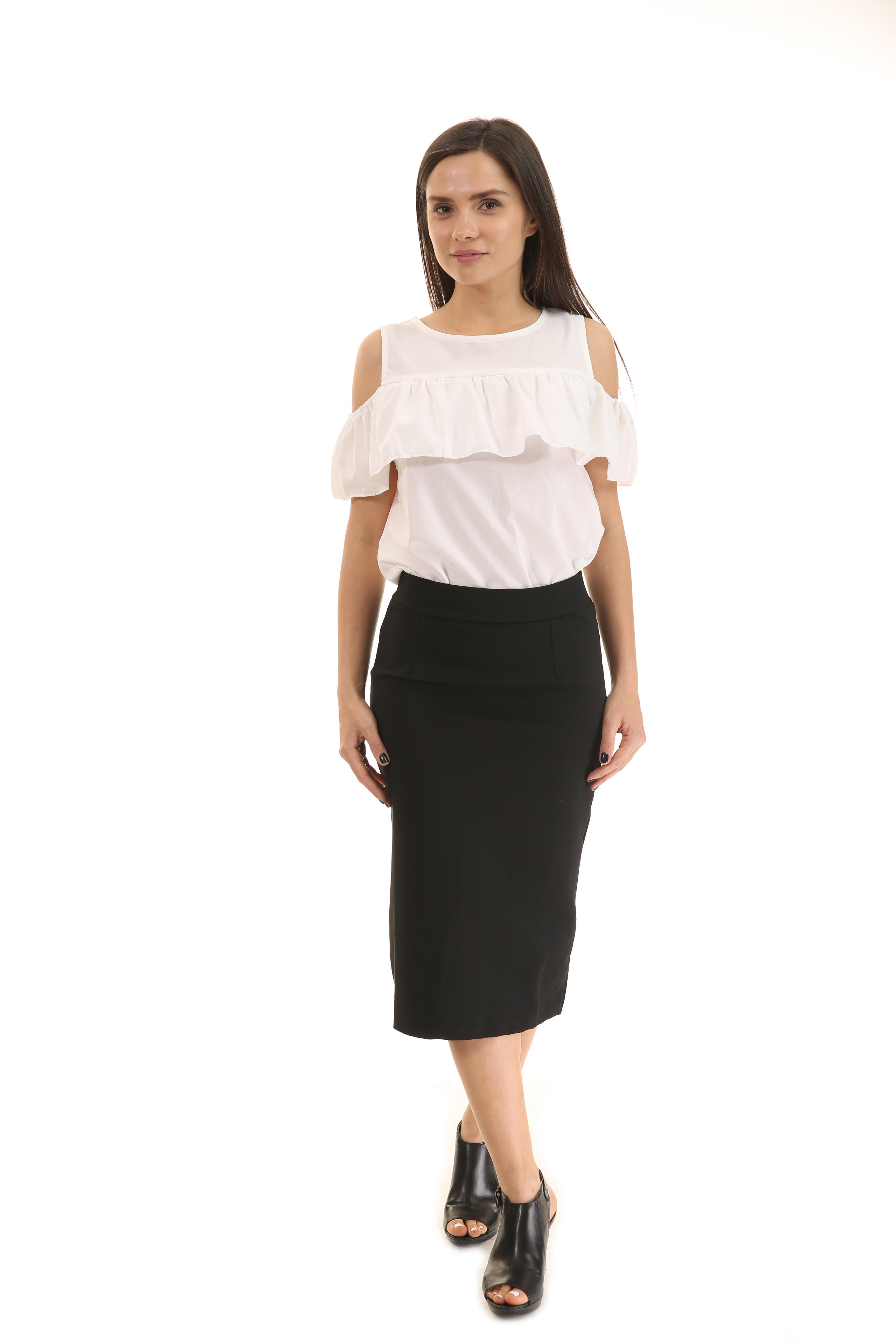 חצאית 39.90 שח, חולצה 49.90 שח, להשיג ברשת SELECT ובאתר www.Select-Fashion.co.il, צלם דמיטרי גרין (2)