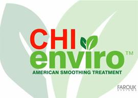 CHI ENVIRO - החלקת שיער צ'י אנבירו