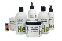מוצרי טיפוח לשיער מבית Herbaliste על בסיס צמחי מרפא