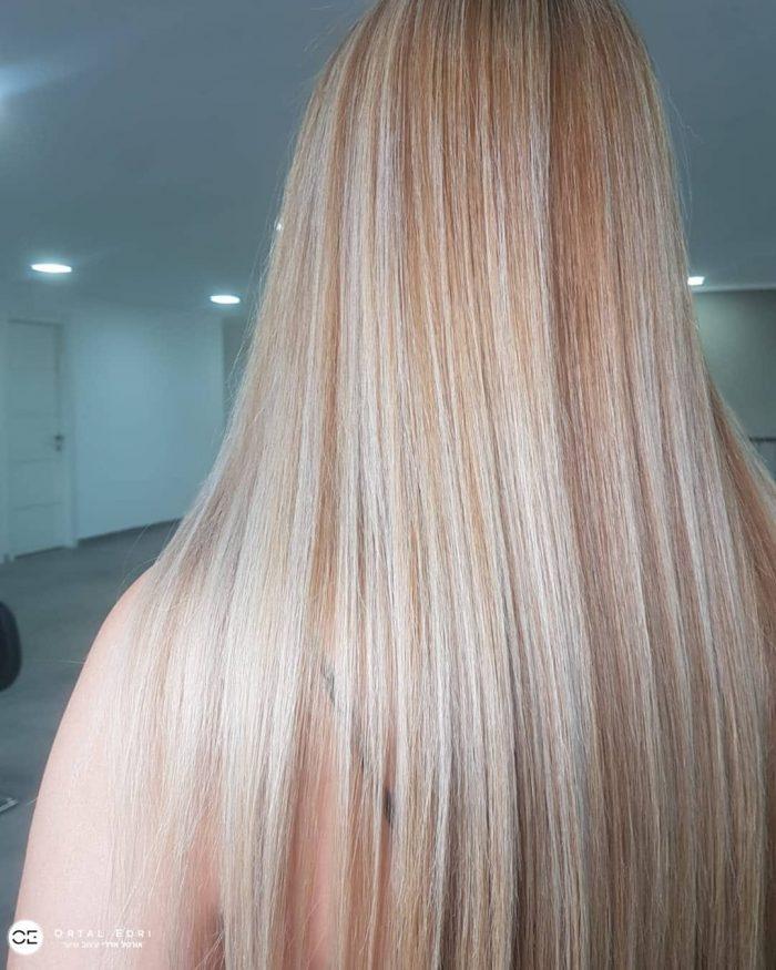 לפתוח שנה בראש חדש - החלקת שיער ועיצוב שיער מקצועי בעפולה - מספרת אורטל אדרי