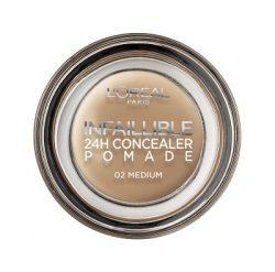 קונסילר אינפיליבל של לוריאל פריז מחיר השקה לחודש ספטמבר 39.90 שח במקום 45 שח צילום יחצ חול