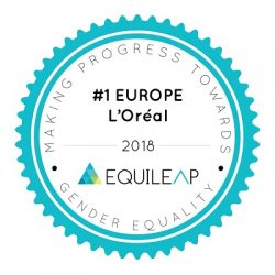 Equileap_2018 Stamp Europe_LOreal