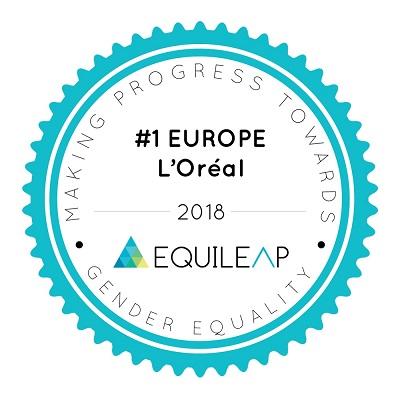 Equileap_2018 Stamp Europe_LOreal