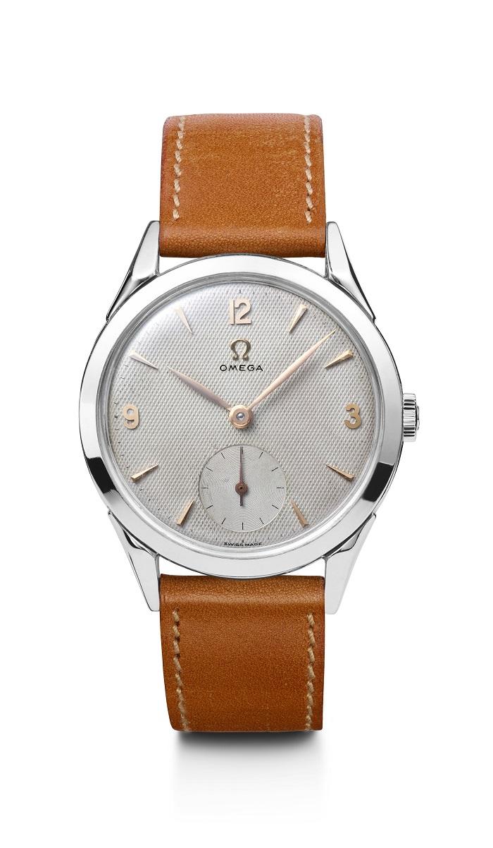 OMEGA wristwatch CK 2605_ אומגה - מחיר שעון 23000שח. צילום- יחצ חול