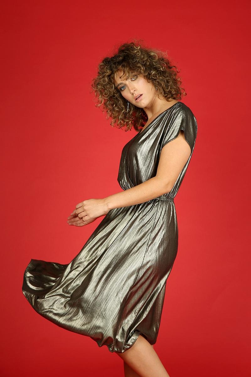 שמלה 489 שח של בית האופנה הישראלי טליה להשיג באתר WWW.TALIA-STUDIO.COM צילום נעמי ים סוף