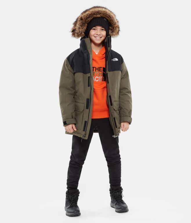 קולקציית החורף לילדים של המותג The north Face צילום ג'ון קוץ   (1) (1)