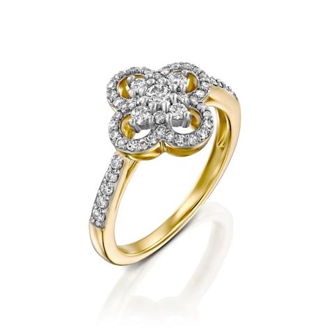 55-21404 אימפרס - טבעת אהבת נצח זהב לבן או צהוב 14 קראט בעיצובה של סנדרה רינגלר ב2990שח במקום 6578שח. צילום- יחצ (2) (1)