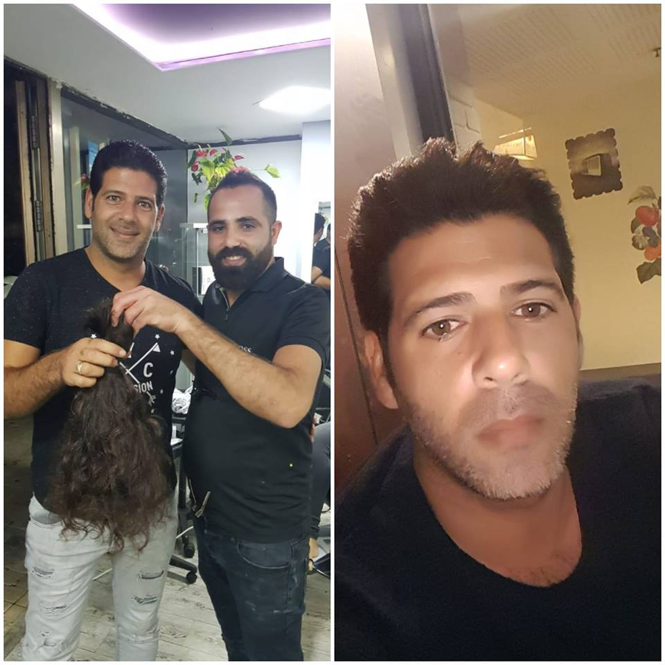 תרומת שיער