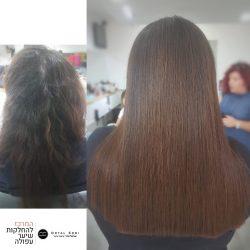 מרכז להחלקות שיער בעפולה