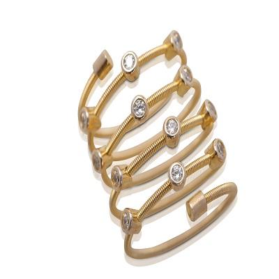 טבעת בציפוי זהב 14 קראט, , להשיג בעדיים מכל הלב (יוסף ספיר 1 רמת גן), צלם יוסי גמזו לטובה