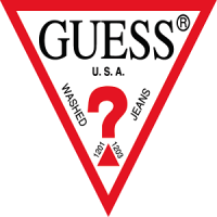 GUESS לוגו