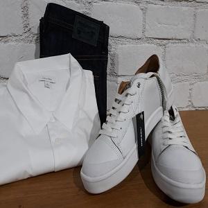 נעלי דיזל חולצת קלווין קליין ג'ינס דיזל - גברים