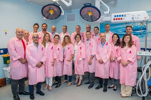 המשחזרים בוורוד תמונה 1 - האיגוד לכירורגיה פלסטית בהסתדרות הרפואית צילום - ישראל הדרי, סגנון והפקה - נאוה עינבר