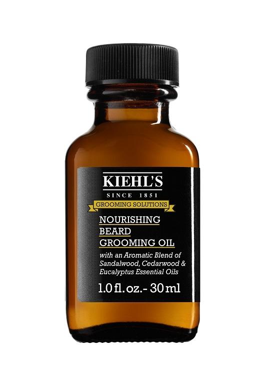 BeardOil_NakedBottleSideLabel מותג הטיפוח קיל'ס משיק שמן הזנה לזקן ולעור הפנים המחיר 129 שח 30 מל צילום חול