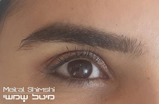 איפור קבוע בתל אביב– הקו המיוחד של מיטל שמשי
