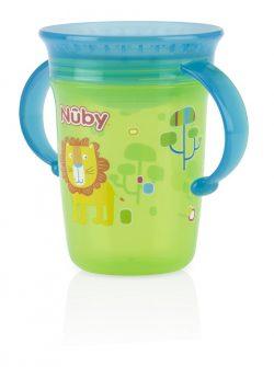 כוס הפלא שאינה נשפכת מבית המותג NUBY, 25 שח במקום 40 שח מחיר הנחה בלעדי בתערוכת בייבילנד, יחצ חול (1)