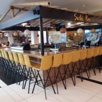 כסאות למסעדות, ברים ובתי קפה