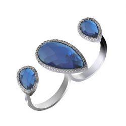 טבעת לכל האצבעות- טבעת לשתי אצבעות מכסף בציפוי זהב, 340 שח,להשיג בעדיים מכל הלב ( - קלישר 24 בני ברק, צלם יוסי גמזו-לטובה (2)