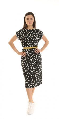 חגורת מותן- שמלה 49.90 שח, חגורה 5 שח, להשיג ברשת SELECT ובאתר www.Select-Fashion.co.il, צלם דמיטרי גרין (1)