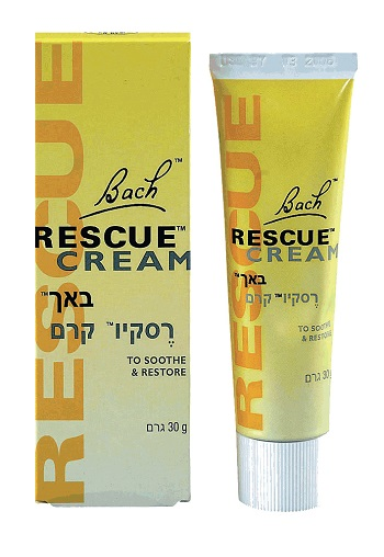 rescuecream- קרם להרגעת עור מגורה ואדמומי
