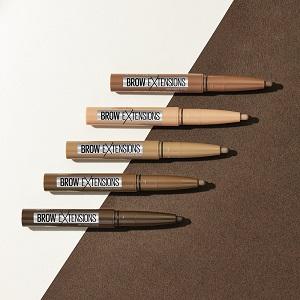 מייבלין עיפרון לגבות, מחיר צילום יחצ Brow Extensions