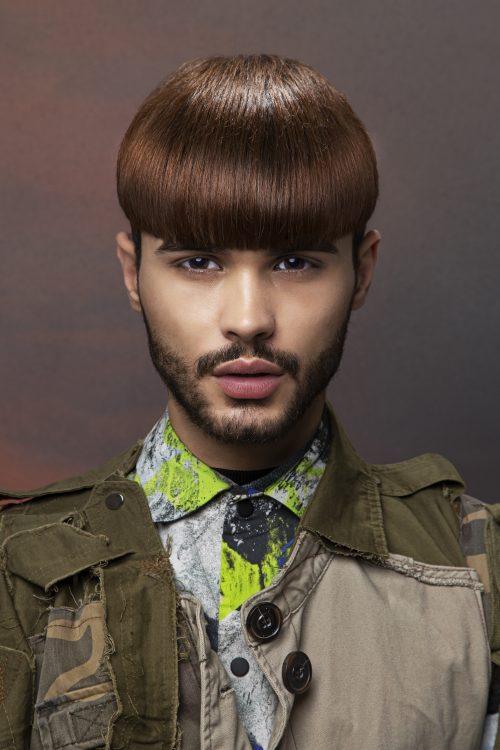 מראות שיער לגברים - קולקציה מספרד